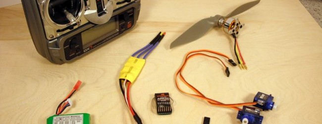 Basic Combat Circuit Parts