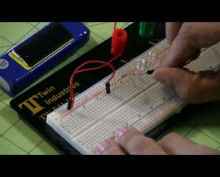 More Series LED Circuits