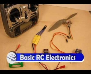 Introduction to Basic RC Aircraft and Helicopter Circuits