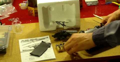 3 Channel Helicopters As Gifts, Gags, and Introductions to RC Helicopters