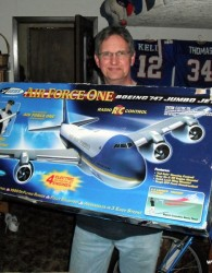 The Brushed Motor Airforce One Kit