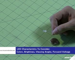 LED Characteristics